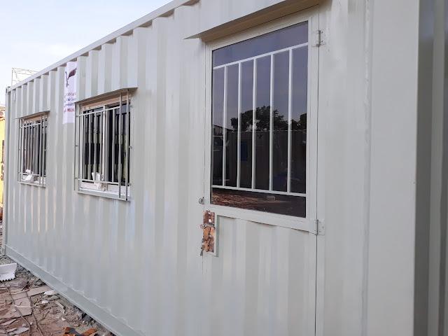 Bán container Tại Vĩnh Châu