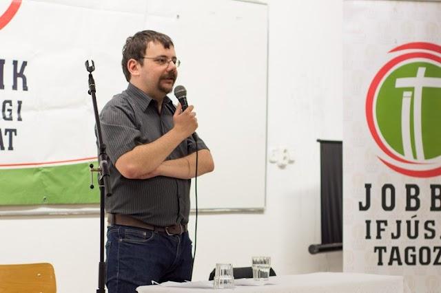 A jobbikos szennyoldal firkásza, Balogh Gábor a DK és az MSZP jelöltje