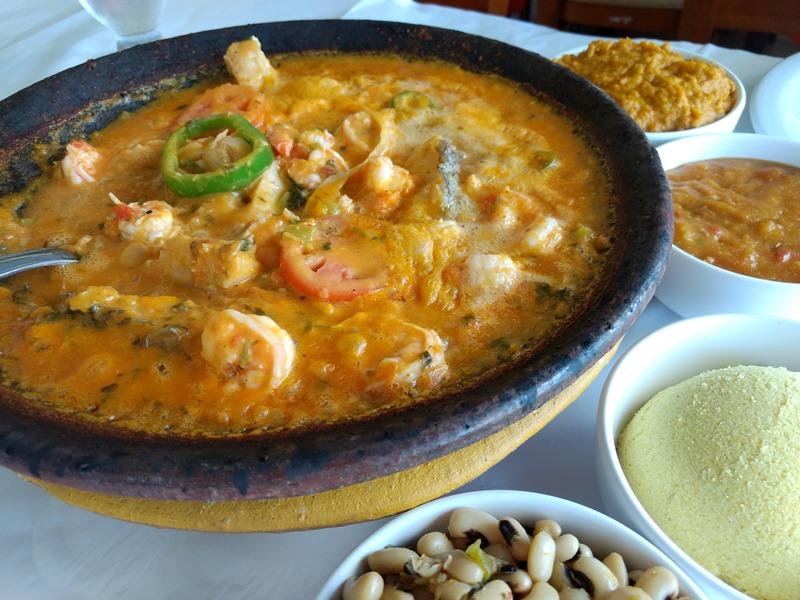 Restaurante Ki Mukeka Salvador