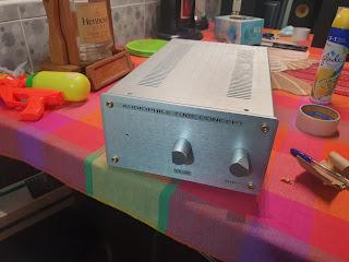 Audio Note Clone M7 pre amp (SOLd) 20210223_143600
