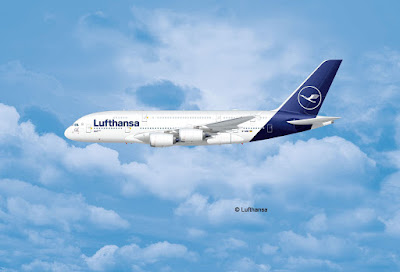 Airbus A380-800 Lufthansa picture 7