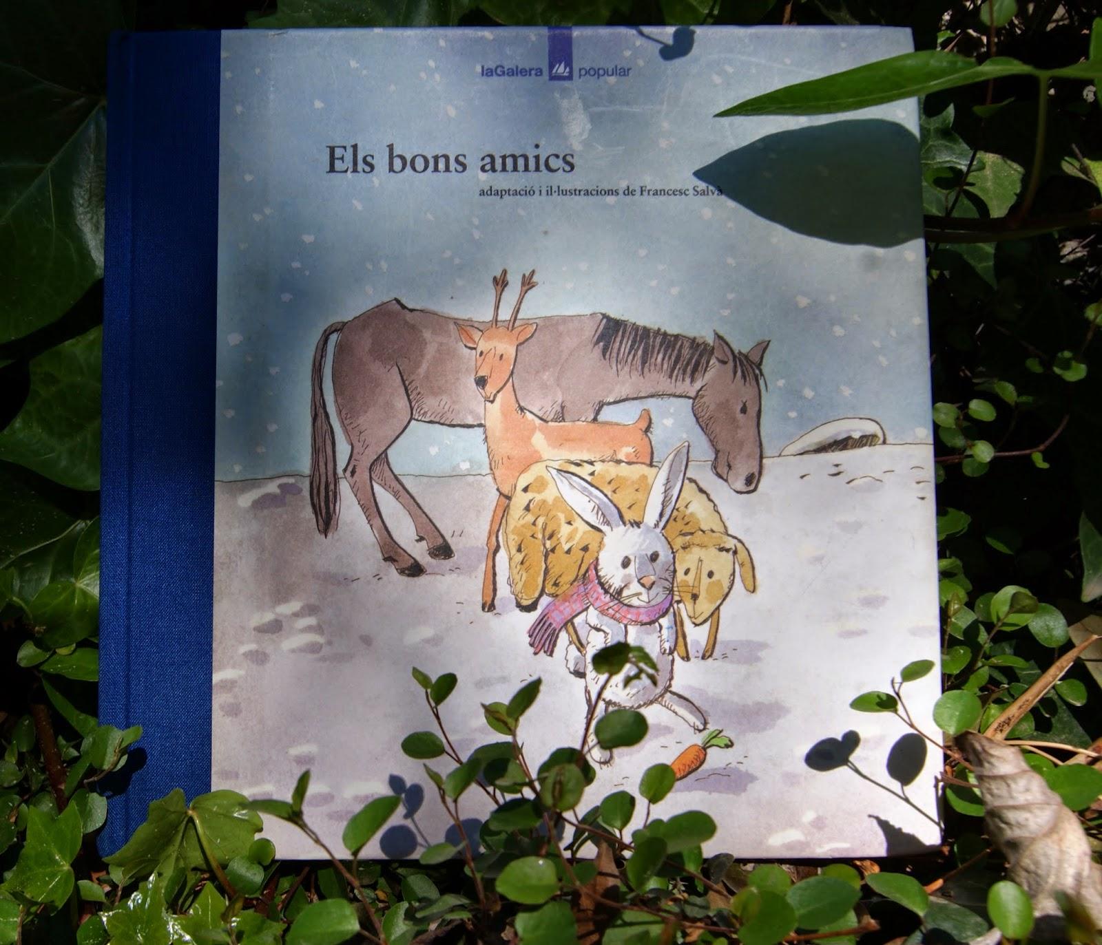 Els Bons amics / conte de Fang-YiK'iun ; adaptació i il·lustracions de Francesc Salvà per Teresa Grau Ros