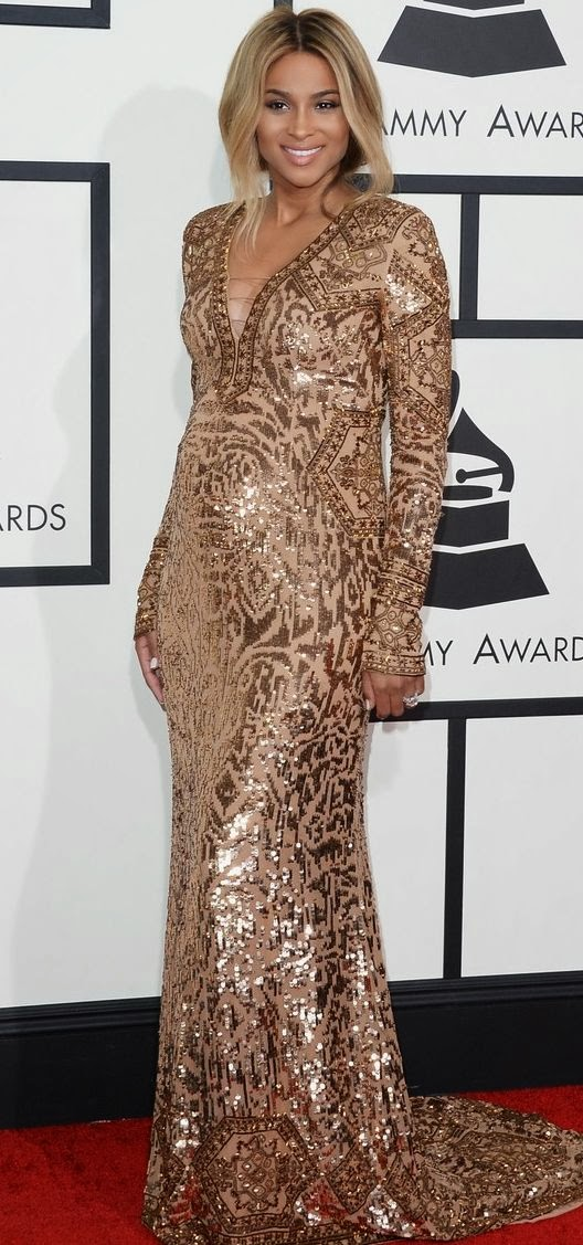Grammy Adwords 2014 Ciara