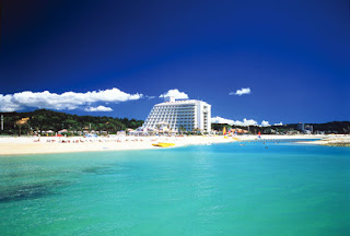 Source: Sheraton Hotels & Resorts. The Sheraton Okinawa Sunmarina Resort.