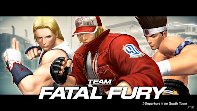 The King of Fighters XIV: Team Fatal Fury