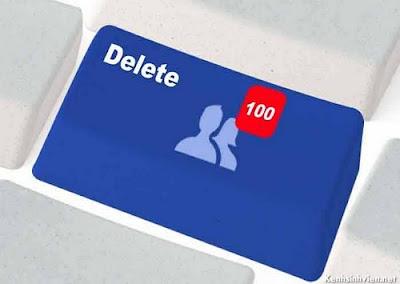 Hót- Chia sẻ cách xóa bạn bè ảo không tương tác trên Facebook mới nhất- 2018 -AnonyHome