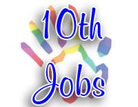 10th Jobs 2019-20