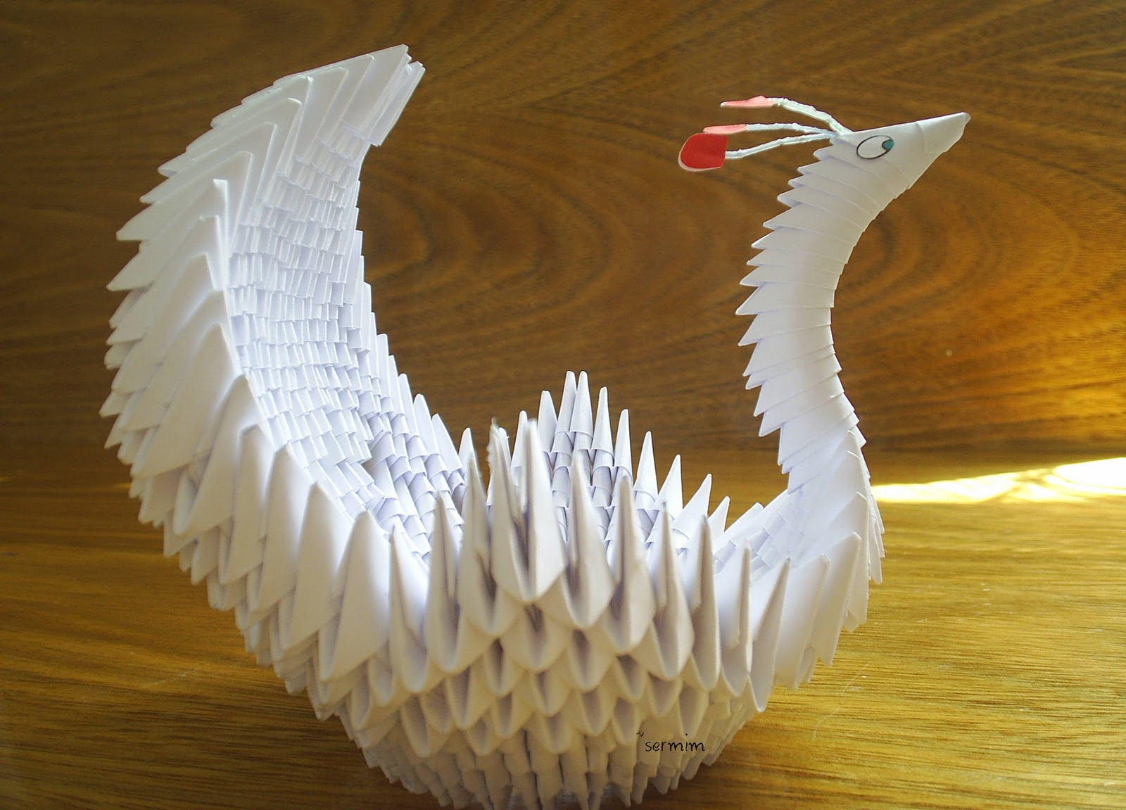 fun with paper: paper folding techniques - photo#27