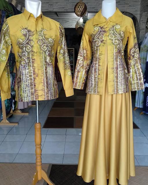 27 Model Baju Sasirangan Modern Kombinasi