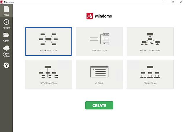 تحميل افضل برنامج رسم الخرائط الذهنية مجاني للكمبيوتر 2020 Mindomo Desktop احدث اصدار