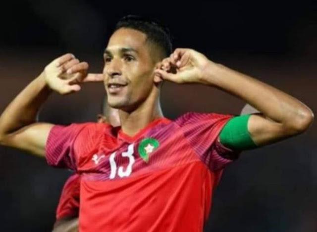 """مدرب المغرب يكشف السبب وراء إستبعاد """"بدر بانون """""""