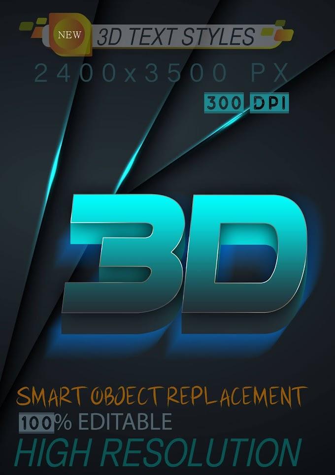 3D Text Styles 05_09_20 28440530