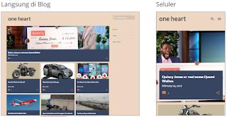 personal blog website templates