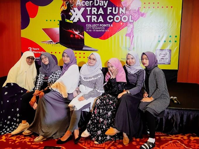 Event Report Acer Day 2019 di Banjarmasin
