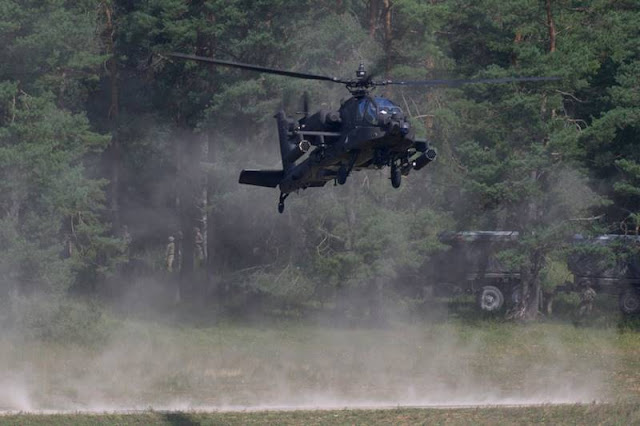 Army Saber Jubction 2020 exercise