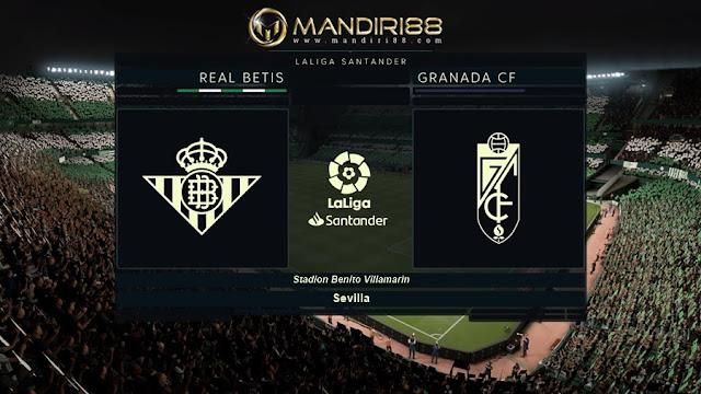 Prediksi Real Betis Vs Granada, Selasa 16 Juni 2020 Pukul 03.00 WIB