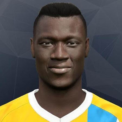 Alfred Gomis Face PES 2017