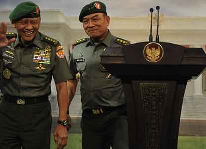 Indonesia in Focus: SBY installs General Moeldoko as ...