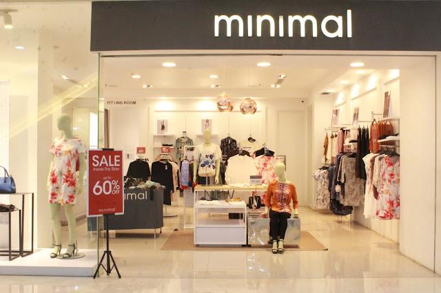 minimal brand fashion