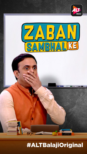 Zaban Sambhal Ke S01 2019 ORG Hindi Complete Web Series HDRip 720p 500MB