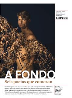 """Ver especial A Fondo: """"Seis poetas que comezan"""""""