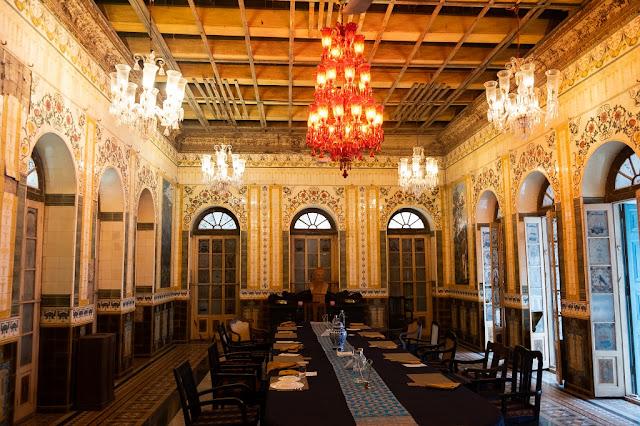 Bari Kothi Durbar Hall Murshidabad
