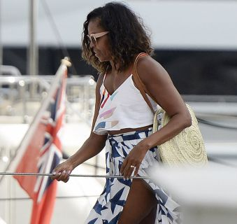 Michelle Obama Fabulous on vacation in Spain (photos)