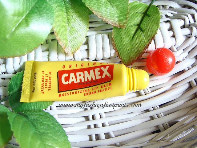 Carmex Original Flavour Moisturising Lip Balm