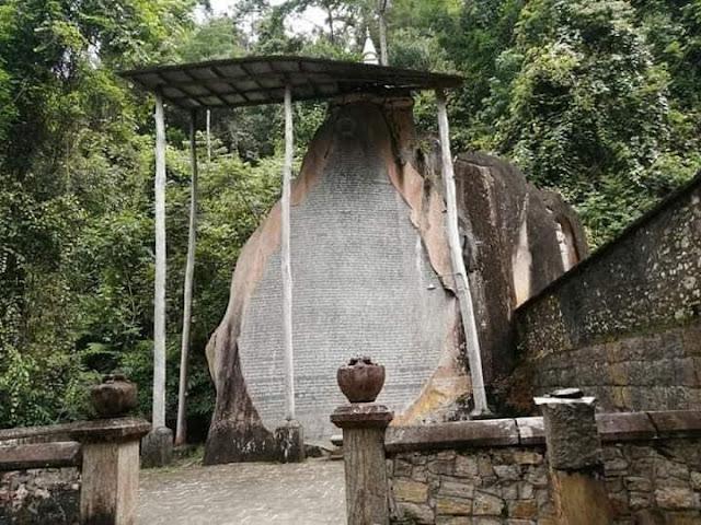 කළුගල ආරණ්ය සේනාසනය ☸️💙🌿🌸🙏 (Kalugala Monastery) - Your Choice Way