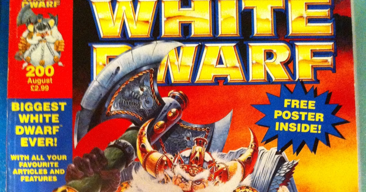 white dwarf back issues - photo #20