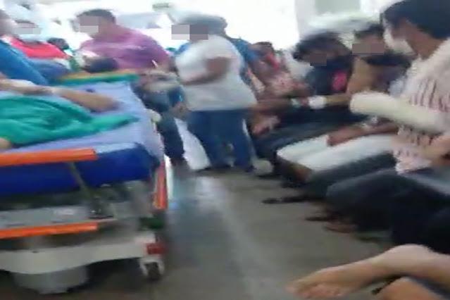 Pacientes são transferidos do Hospital João Paulo II após denúncias de superlotação, em RO