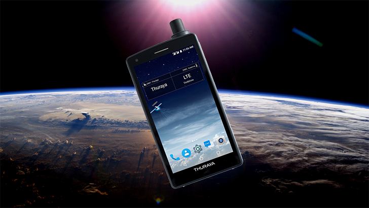 Thuraya X5-Touch