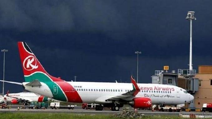 Stowaway dies on Kenya Airways' Nairobi - London flight