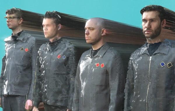 Se deixe levar pelo art-rock do novo single da banda Everything Everything, 'Arch Enemy'!