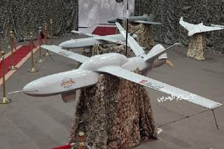 Koalisi Arab Kembali Cegat Drone Teroris Syiah Houthi Targetkan Saudi