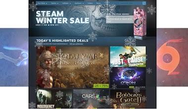 Steam kış indirimleri başladı! İşte indirime giren oyunlar ve tavsiyelerimiz