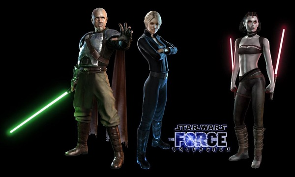 Star Wars: The Force Unleashed Free Download PC Game