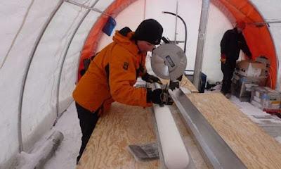 Hujan Salju Antartika Meningkat Selama 200 Tahun Terakhir