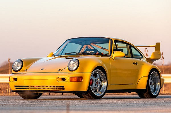 Porsche Carrera RSR 3.8 1993