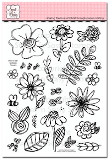 http://www.sweetnsassystamps.com/scribble-flowers-clear-stamp-set/