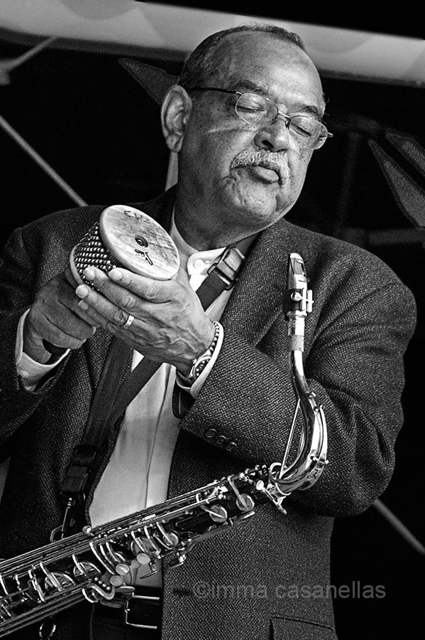Ernie Watts, La Zurriola, Donostia, 24/7/2017