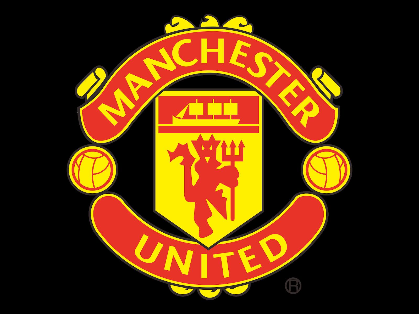 Logo Manchester United Vector Cdr & Png HD - Logo Vector