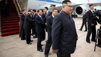 Kim Jong Un ke Singapura Menggunakan Pesawat Kenegaraannya, Ilyushin-62M, Tetapi dengan Air China