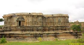Sri Shantinatha Basadi, Jinanathapura