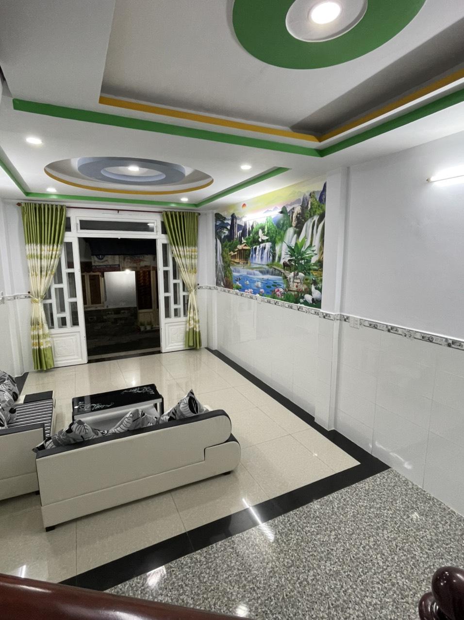 Bán nhà đường số 8 Bình Hưng Hòa quận Bình Tân, gần AEON Tân Phú