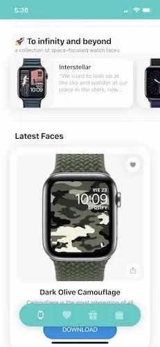 أفضل تطبيقات Apple Watch Face Buddywatch