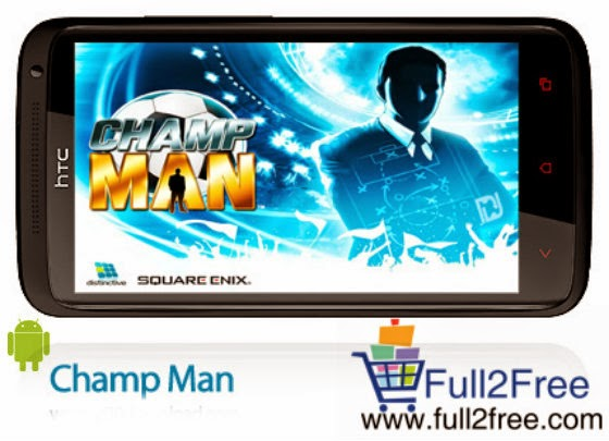 Android Game : Champ Man -Club Management