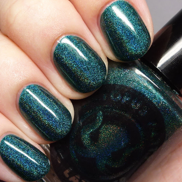 Octopus Party Nail Lacquer Menthol Nights