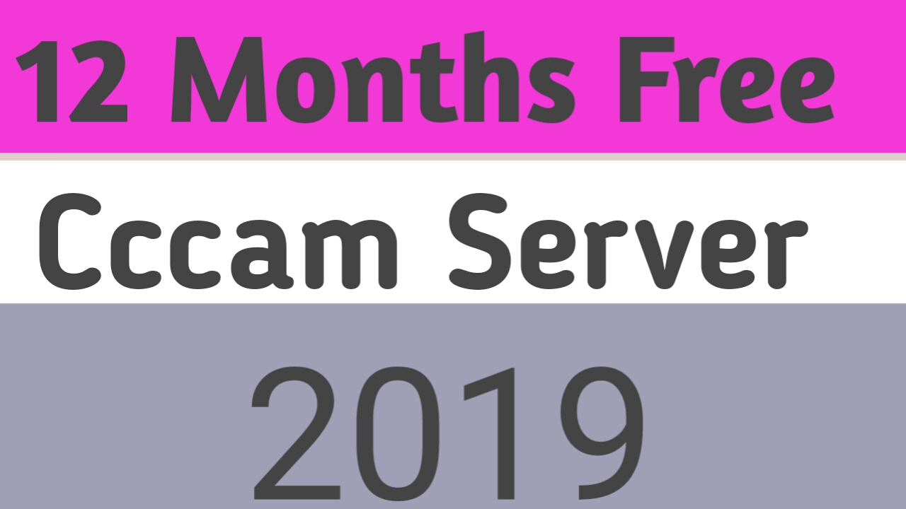 1 year free cccam server 2019 to 2020