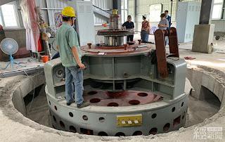 關山小水力發電廠啟用後將可達成在地穩定綠色電力